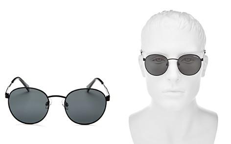 Polaroid Men's Polarized Round Sunglasses, 50mm - Bloomingdale's_2