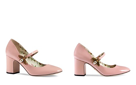 Gucci Women's Bee Mary Jane Pumps - Bloomingdale's_2