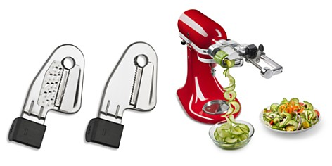 KitchenAid Spiralizer Thin Blade Accessory Set #KSMAPC1AP - Bloomingdale's_2