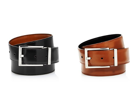 Salvatore Ferragamo Square Buckle Reversible Belt - Bloomingdale's_2