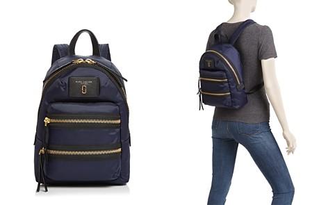MARC JACOBS Biker Mini Nylon Backpack - Bloomingdale's_2