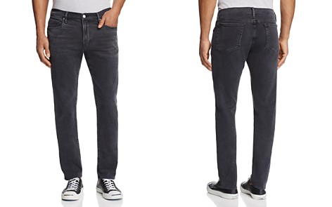 FRAME L'Homme Skinny Fit Jeans in Fade to Grey - Bloomingdale's_2