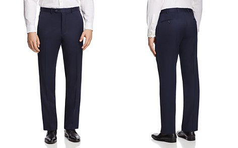 The Men's Store at Bloomingdale's Classic Fit Wool Dress Pants - 100% Exclusive_2