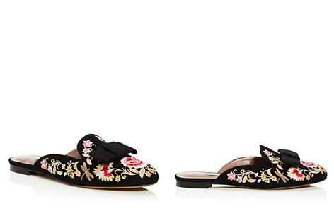 Tabitha Simmons Masha Embroidered Mules - 100% Exclusive - Bloomingdale's_2