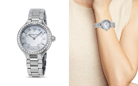 Frederique Constant Horological Smartwatch with Diamonds, 34mm - Bloomingdale's_2