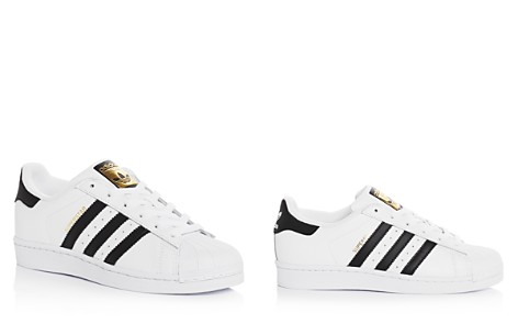 Adidas Women's Superstar Lace Up Sneakers - Bloomingdale's_2