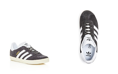 Adidas Unisex Gazelle Suede Lace Up Sneakers - Big Kid - Bloomingdale's_2