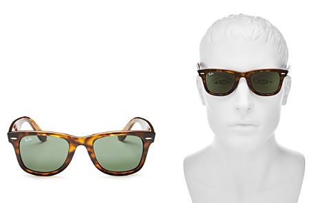 Ray-Ban Unisex Wayfarer Square Sunglasses, 50mm - Bloomingdale's_2