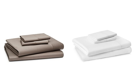 Oake 525TC Solid Sheet Sets - 100% Exclusive - Bloomingdale's_2