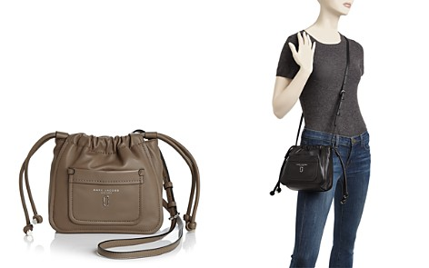 MARC JACOBS Tied Up Leather Crossbody - Bloomingdale's_2