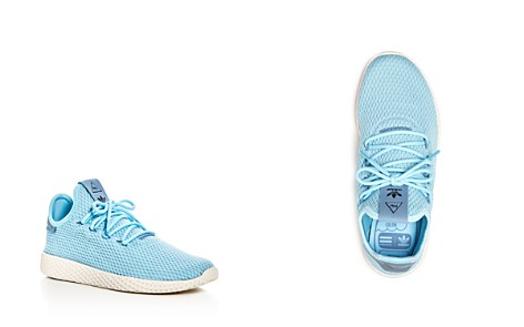 promo code 5ac25 a47b9 Adidas Unisex Pharrell Williams Hu Lace Up Sneakers - Big Kid -  Bloomingdales2 kids nike light up shoes coffee ...