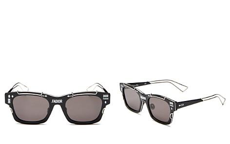 Dior J'Adior Square Sunglasses, 51mm - Bloomingdale's_2