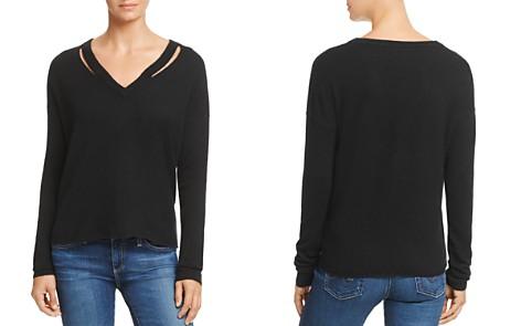 Minnie Rose Cutout Cashmere Sweater - Bloomingdale's_2