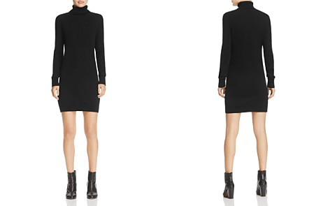 Equipment Oscar Cashmere Turtleneck Dress - Bloomingdale's_2