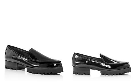 Donald Pliner Women's Elen Patent Leather Platform Loafers - Bloomingdale's_2