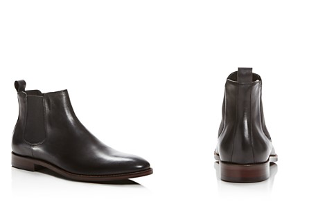 The Men's Store at Bloomingdale's Leather Chelsea Slip-On Boots - 100% Exclusive_2