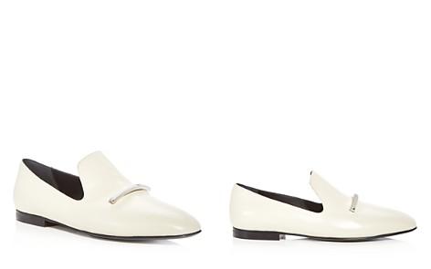 Via Spiga Women's Tallis Leather Loafers - Bloomingdale's_2