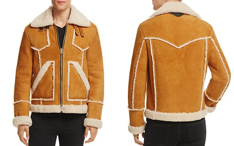 COACH 1941 Icon Shearling Jacket - Bloomingdale's_2