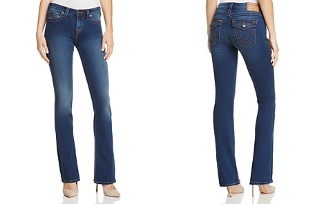 True Religion Becca Bootcut Jeans in Lands End Indigo - Bloomingdale's_2