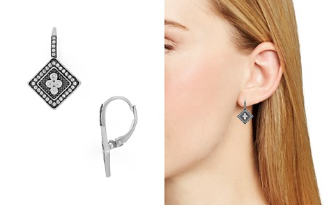 Freida Rothman Four Point Leverback Earrings - Bloomingdale's_2