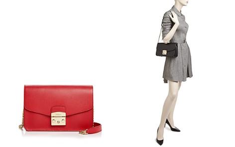 Furla Metropolis Small Leather Shoulder Bag - Bloomingdale's_2