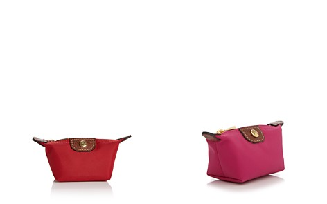 Longchamp Le Pliage Coin Case - Bloomingdale's_2