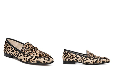 Sam Edelman Loraine Printed Calf Hair Loafers - Bloomingdale's_2