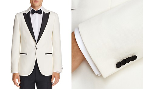 HUGO Peak Lapel Slim Fit Tuxedo Jacket - Bloomingdale's_2