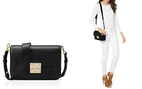 MICHAEL Michael Kors Sloan Editor Large Leather Shoulder Bag - Bloomingdale's_2