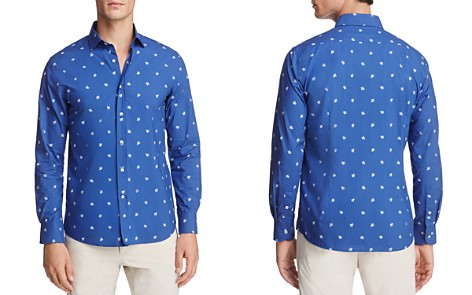 Vilebrequin Spaced Out Turtle Long Sleeve Button-Down Shirt - Bloomingdale's_2