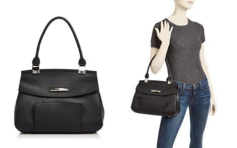 Longchamp Madeleine Leather Shoulder Bag - Bloomingdale's_2