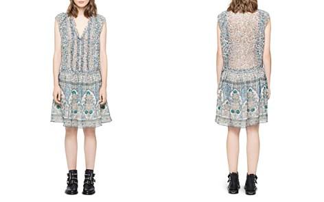 Zadig & Voltaire Rimana Print Dress - Bloomingdale's_2