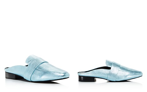 Sol Sana Women's Renold Leather Mules - 100% Exclusive - Bloomingdale's_2