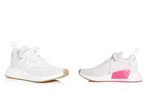 Adidas Women's NMD R2 Knit Lace Up Sneakers - Bloomingdale's_2