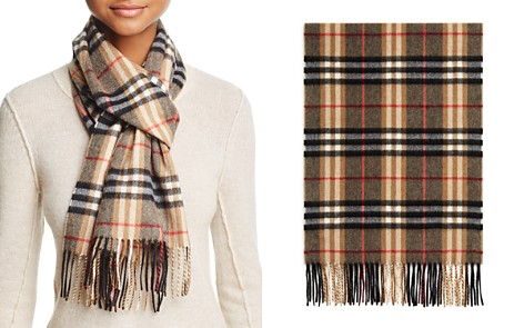 Burberry Castleford Check Scarf - Bloomingdale's_2