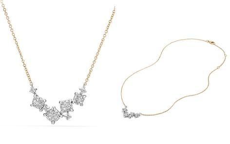 David yurman womens chain pendant necklaces bloomingdales david yurman precious chtelaine necklace with diamonds in 18k gold bloomingdales2 aloadofball Gallery