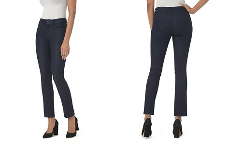 NYDJ Petites Sheri Slim Jeans in Rinse - Bloomingdale's_2