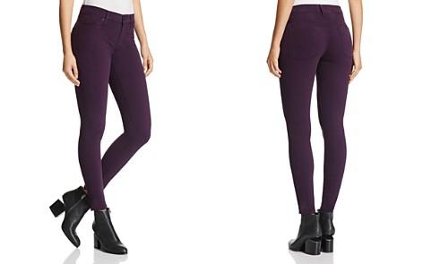 Hudson Nico Super-Skinny Jeans in Velvet Plum - Bloomingdale's_2