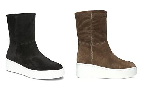 Via Spiga Women's Elona Suede & Fur Platform Sneaker Boots - Bloomingdale's_2