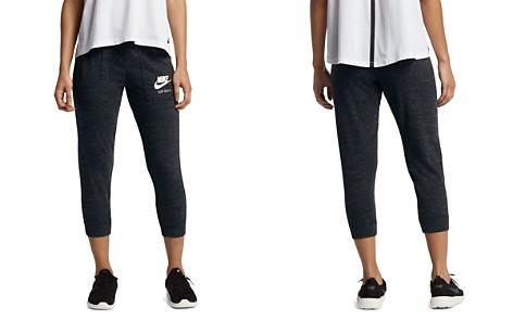 Nike Gym Vintage Cropped Jogger Pants - Bloomingdale's_2