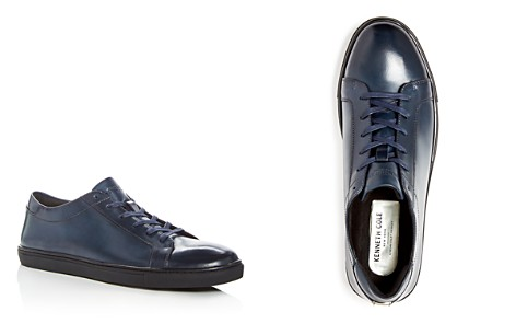 Kenneth Cole Men's Kam Leather Lace Up Sneakers - Bloomingdale's_2