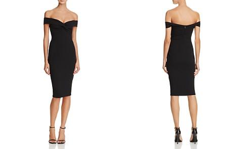 Nookie Dolly Off-the-Shoulder Midi Dress - Bloomingdale's_2
