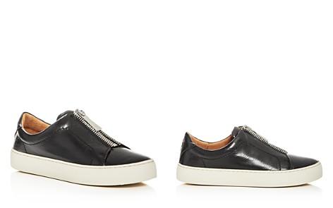 Frye Women's Lena Leather Platform Sneakers - Bloomingdale's_2