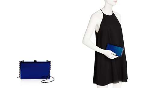 Deux Lux Skyline Box Clutch - Bloomingdale's_2