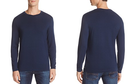 Armani Collezioni Printed Long Sleeve Tee - Bloomingdale's_2