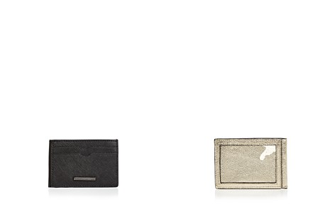 Rebecca Minkoff Metro Leather Card Case - Bloomingdale's_2
