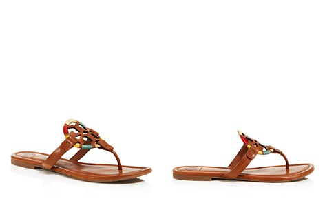 Tory Burch Women's Miller Leather Sandals - Bloomingdale's_2