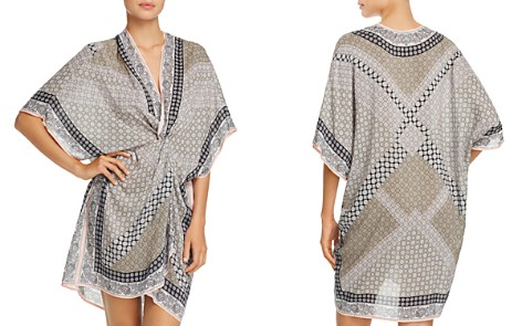 Echo Harbour Twist Tunic Swim Cover-Up - Bloomingdale's_2