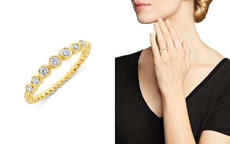 Gumuchian 18K Yellow Gold Seven Diamond Nutmeg Ring - Bloomingdale's_2