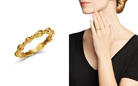 Gumuchian 18K Yellow Gold Stackable Nutmeg Band - Bloomingdale's_2